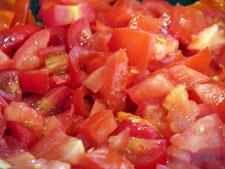 ντομάτες καρέ