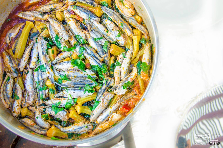 Διαγωνισμός παραδοσιακής μαγειρικής στην Ιεράπετρα